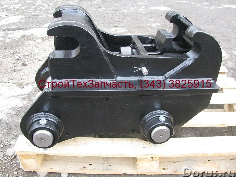 Механический быстросъем для любого экскаватора от 2 до 50 тонн - Запчасти и аксессуары - Механически..., фото 4