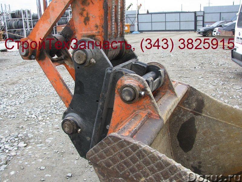 Механический быстросъем для любого экскаватора от 2 до 50 тонн - Запчасти и аксессуары - Механически..., фото 6