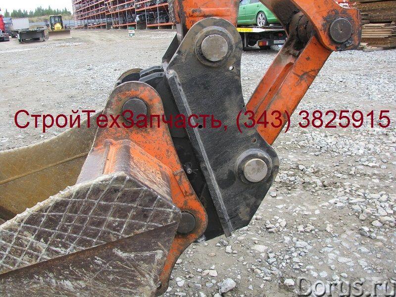 Механический быстросъем для любого экскаватора от 2 до 50 тонн - Запчасти и аксессуары - Механически..., фото 7